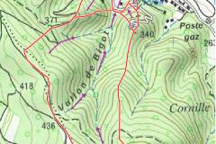 Cartographie de bassins versants
